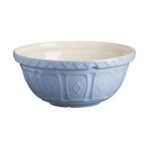 Šeříkově modrá kameninová mísa Mason Cash Mixing, ⌀ 24 cm