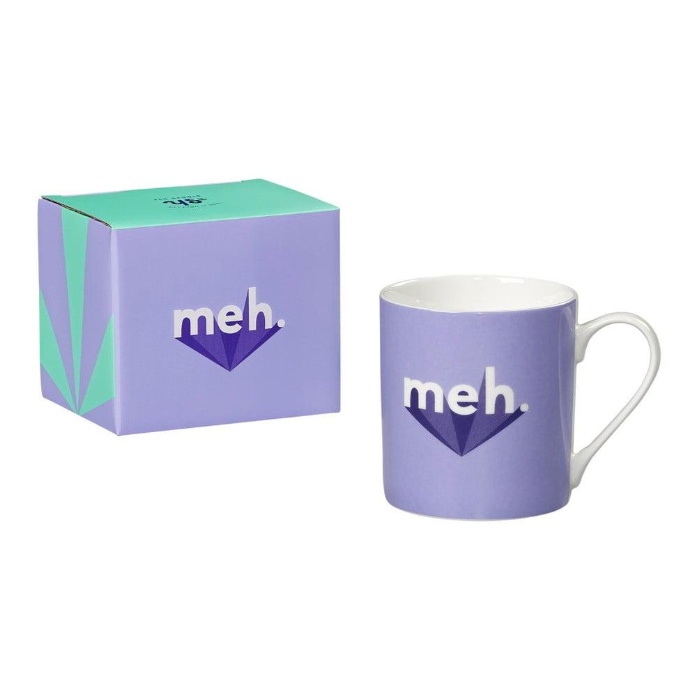 Produktové foto Hrnek z kostního porcelánu Yes studio Meh, 380ml