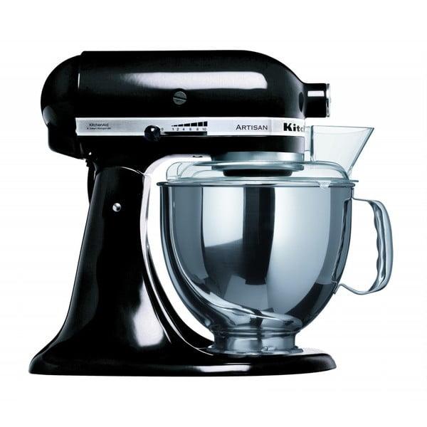 Kuchyňský robot KitchenAid Artisan, černý