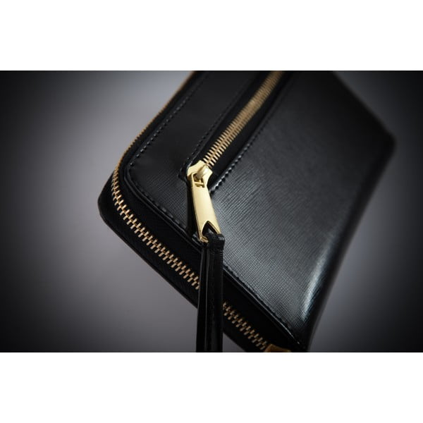 Kožená peněženka Felice P01 Saffiano
