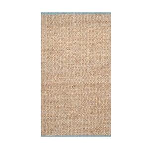 Jutový koberec Portofino, 91x152 cm