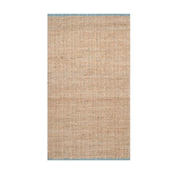 Jutový koberec Portofino, 121x182 cm
