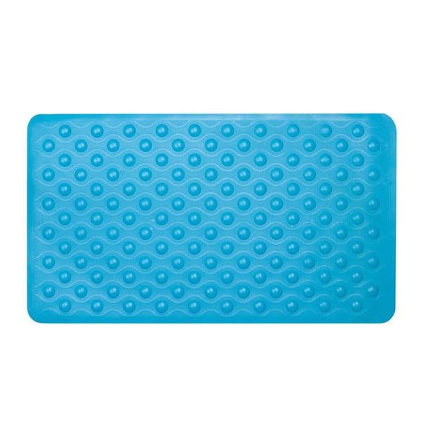 Modrá kúpeľňová predložka Sabichi Bubble