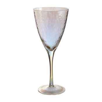 Set 4 pahare de vin Premier Housewares Hammered, 377 ml imagine