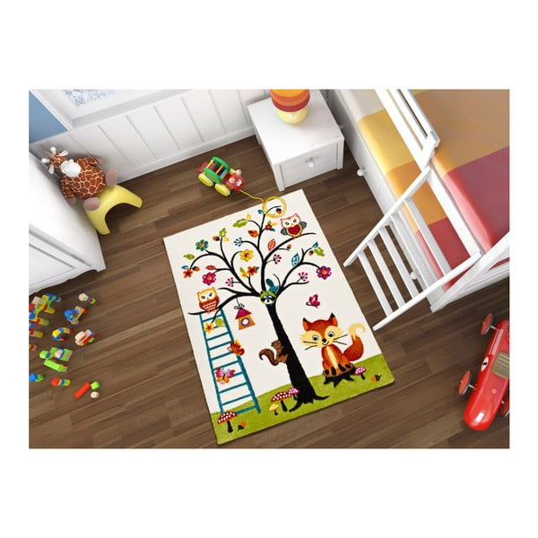 Covor pentru copii Universal Katy Arbol, 120 x 170 cm