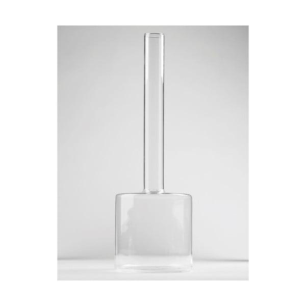 Skleněná váza Simple, 40 cm