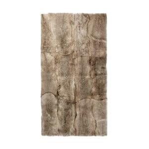 Pled din blană Naturo, 180 x 120 cm