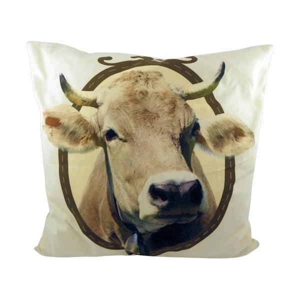 Polštář Alm Alpine Cow 50x50 cm