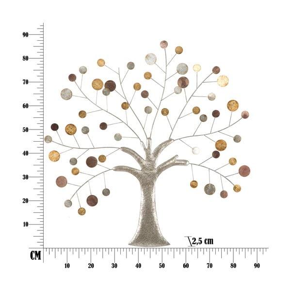 Decorațiune pentru perete Mauro Ferretti Tree, ø88cm