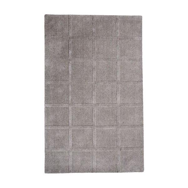Vlněný koberec Blokker Natural Grey, 160x230 cm