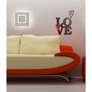 Dekorativní zrcadlo Infinite Love