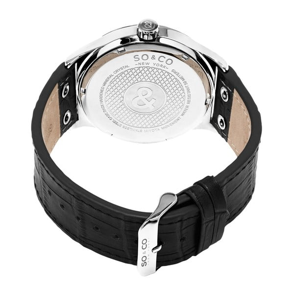Pánské hodinky Madison Big Silver