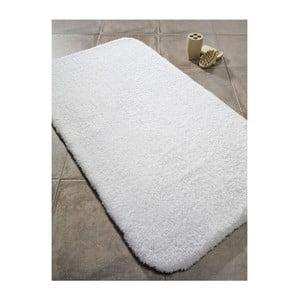 Covoraș de baie Confetti Bathmats Organic 1500, 60 x 70 cm, alb