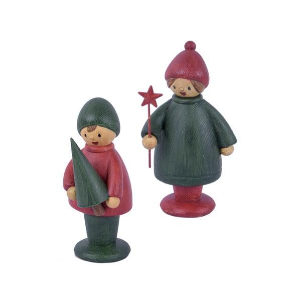 Sada 2 vianočných dekorácií Ego Dekor Children