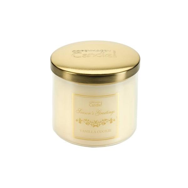 Svíčka Vanilla Cookie, 50 hodin hoření