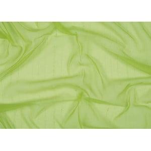Záclona Paradise, zelená