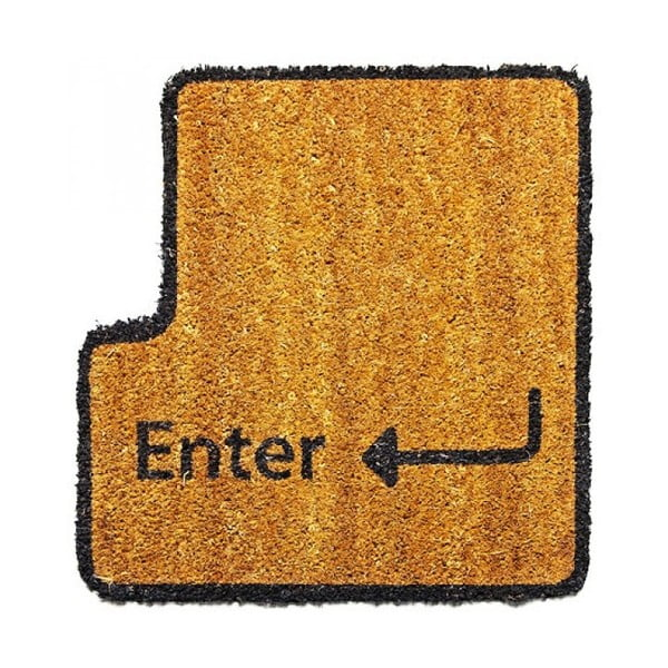Rohožka Enter