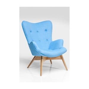 Fotoliu Kare Design Angels Wings, albastru