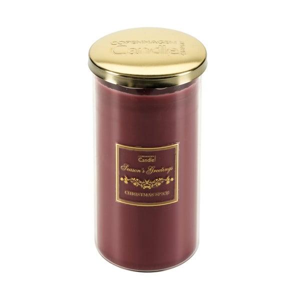 Svíčka Christmas Spice, 100 hodin hoření