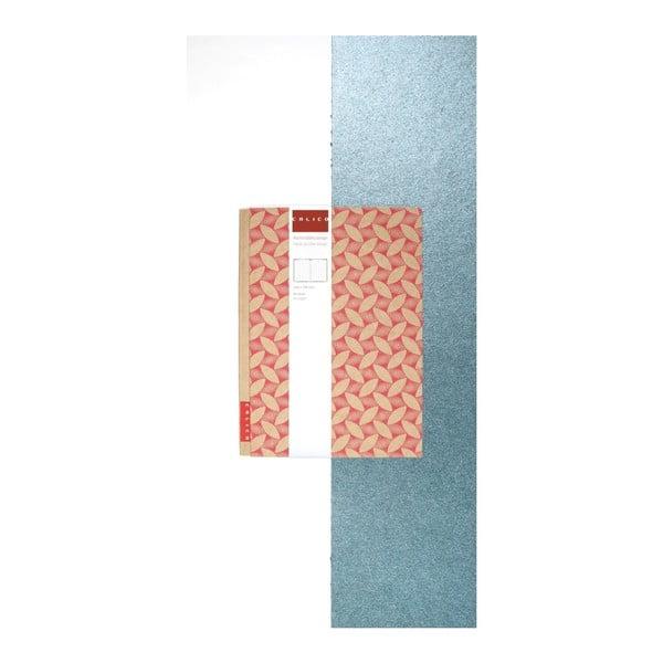 Recyklovaný zápisník s tečkami Calico Tvoki