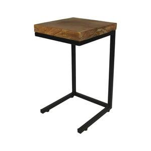 Masă din lemn de tec și metal HSM collection