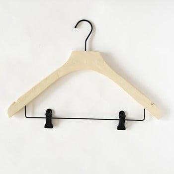 Umeraș din lemn Compactor Hang&Keep