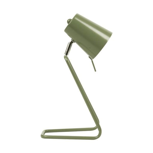 Zelená stolní lampa  Leitmotiv  Zet