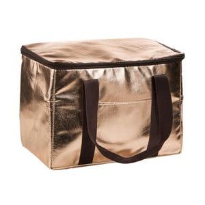 Chladicí taška v barvě růžového zlata Butlers Keep Cool