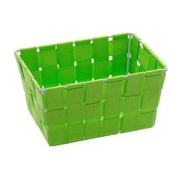 Coș pentru depozitare Wenko Adria, 14 x 19 cm, verde