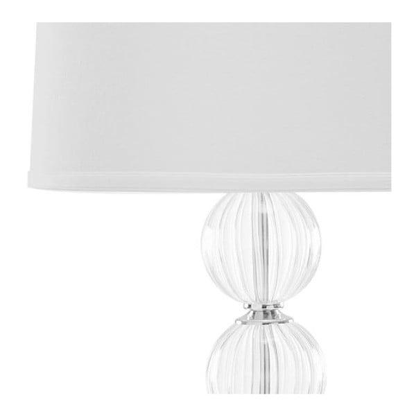 Sada 2 stolních lamp s bílým stínítkem Safavieh Giulia