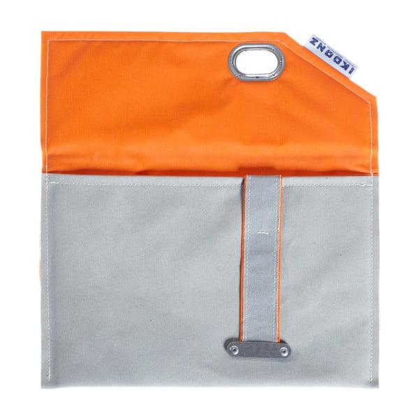 Obal The Doc, grey/orange