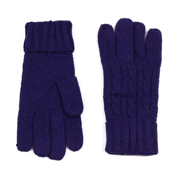 Tmavě modré rukavice Honor