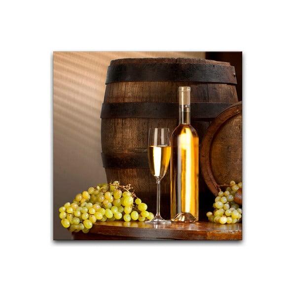 Wino kép, 30 x 30 cm - Styler