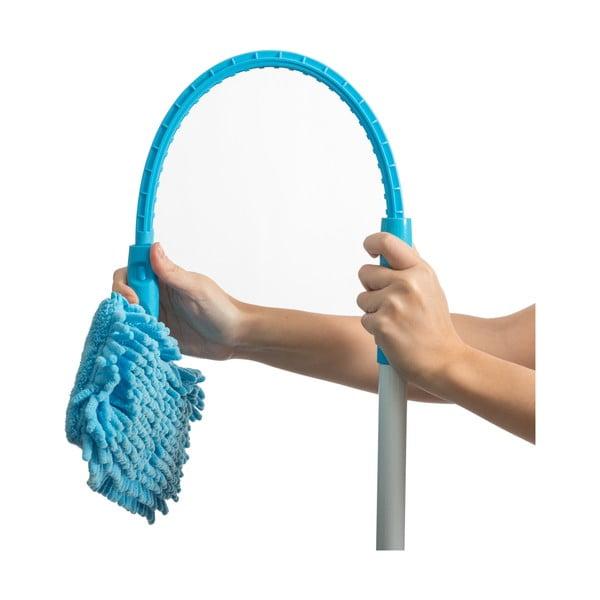 Niebieski elastyczny mop InnovaGoods X6 Xtreme