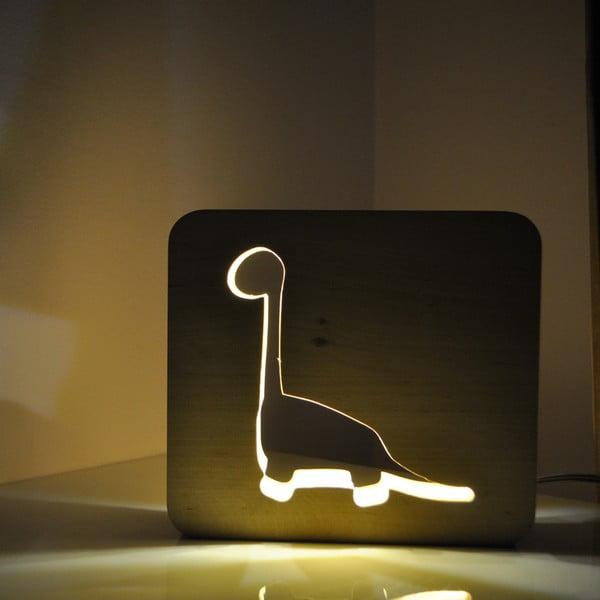 Dětská lampička Creative Gifts Dinosaur