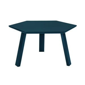 Konferenční stolek Hexagon Blue, 70x37x70 cm
