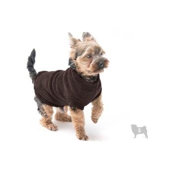 Pulover pentru câini Marendog Trip, mărime S, maro de la Marendog