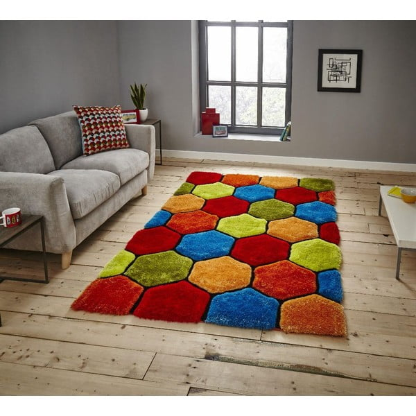 Barevný koberec Think Rugs Noble House, 120 x 170 cm