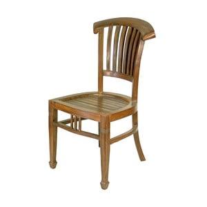 Teaková židle Goa, hnědá