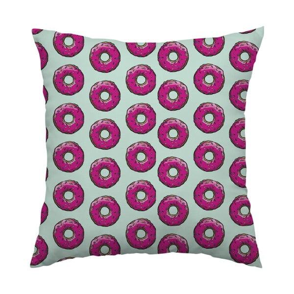 Polštář Donut Love, 40x40 cm