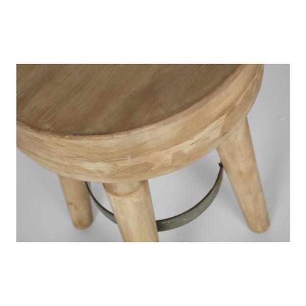 Dřevěná stolička De Eekhoorn Mack