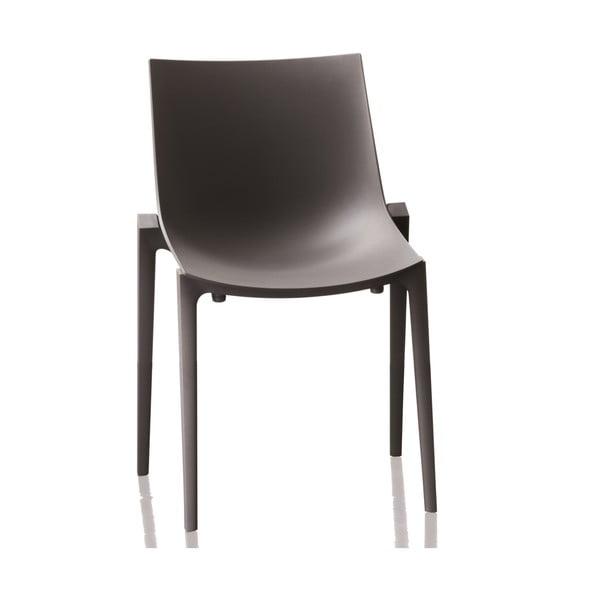 Černá židle Magis Zartan