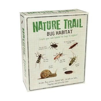 Set creativ pentru copii Rex London Make Your Own Bug Habitat imagine