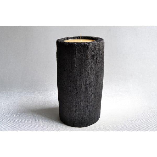 Palmová svíčka Burned s vůní vanilky a pačuli, 60 hodin hoření