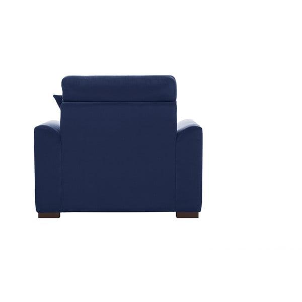 Křeslo Jalouse Maison Irina, námořnicky modré