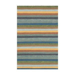 Ručně tkaný vlněný koberec Linie Design Caravana, 170x240cm