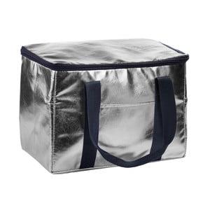 Chladicí taška ve stříbrné barvě Butlers Keep Cool