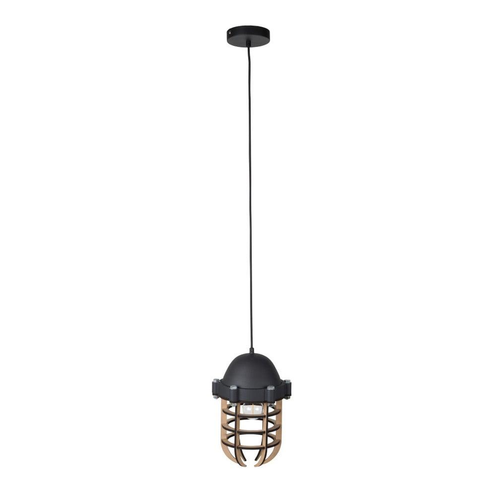 Černá stropní lampa Zuiver Navigator