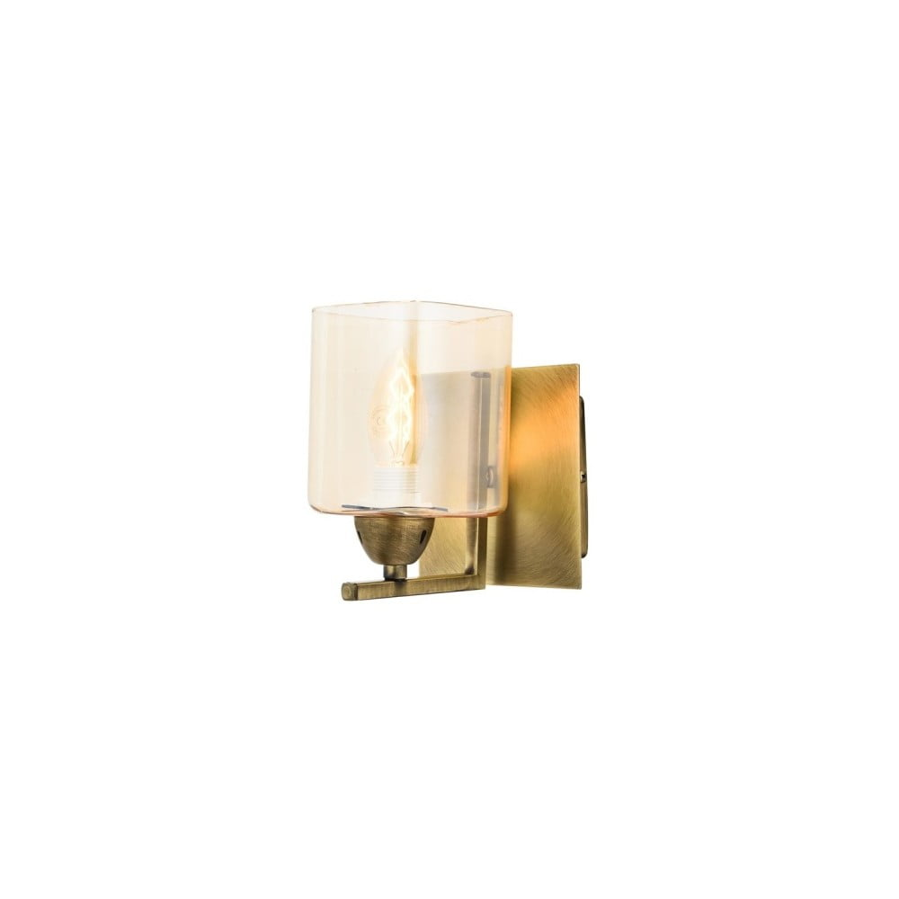 Nástěnné svítidlo ve zlaté barvě Avoni Lighting Antique