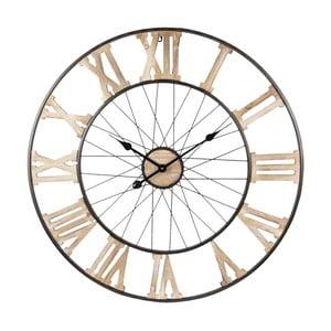 Nástěnné hodiny Clayre & Eef Pantejo, ⌀ 80 cm